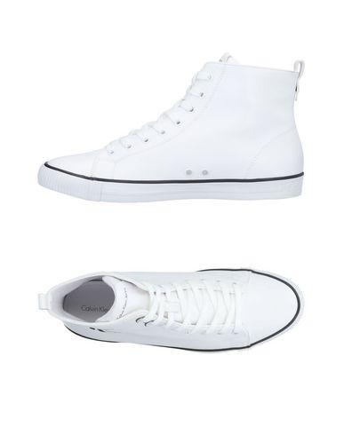 zapatillas CALVIN KLEIN JEANS Sneakers abotinadas hombre