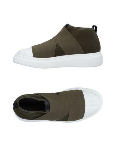 zapatillas FESSURA Sneakers abotinadas hombre
