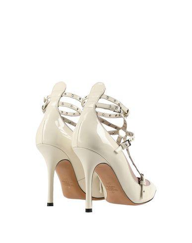 Фото 2 - Женские туфли  цвет слоновая кость