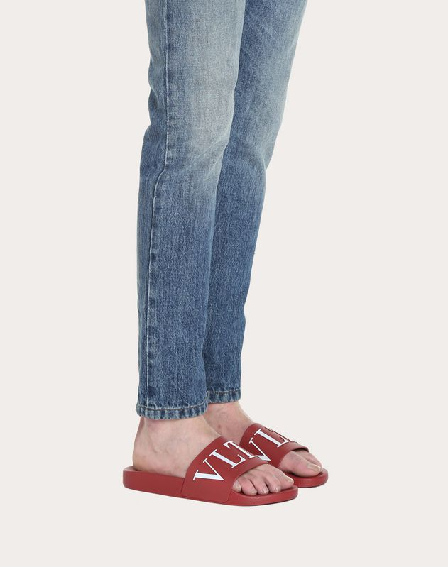 Sandalen VLTN aus Gummi