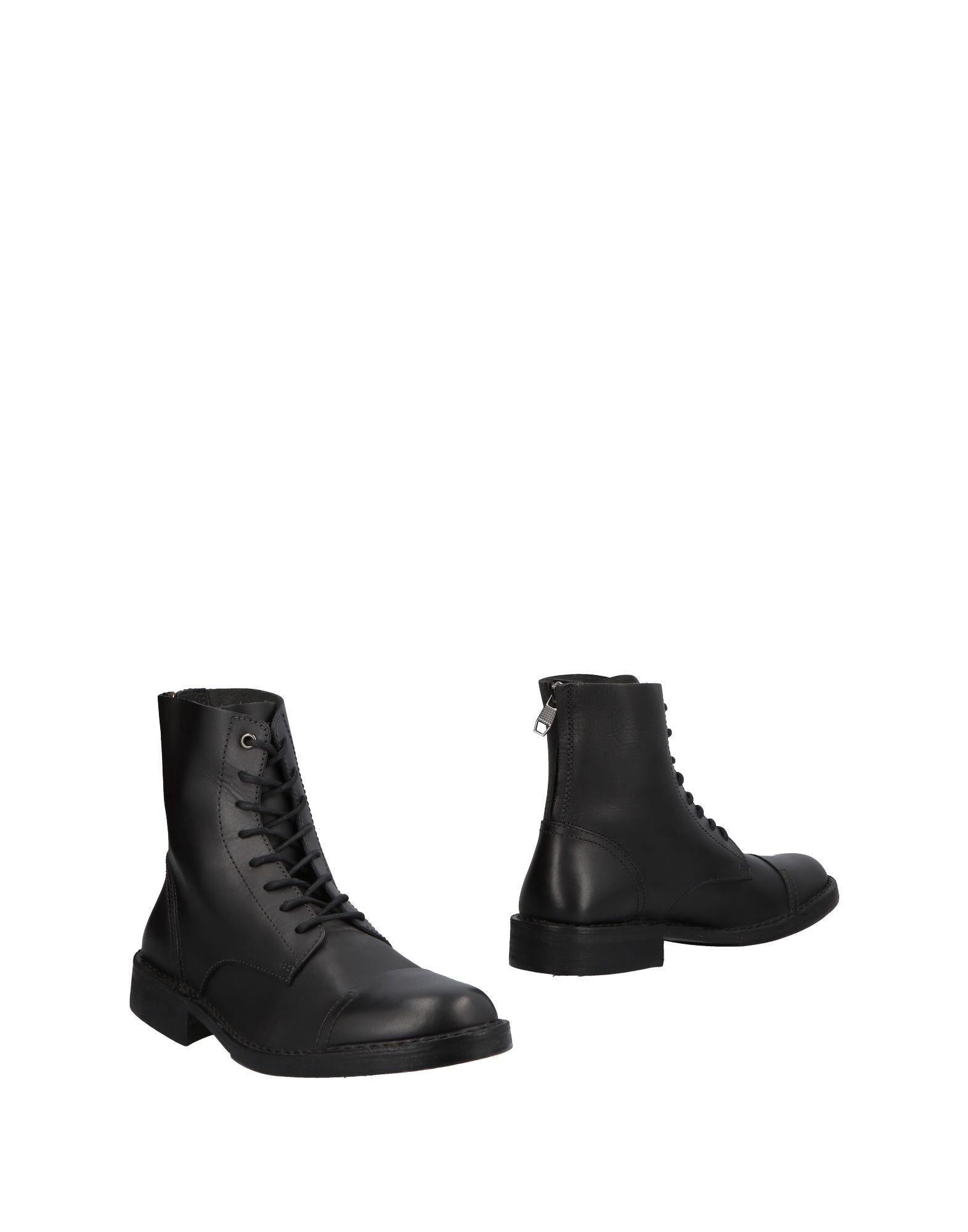 DIESEL Полусапоги и высокие ботинки куртка кожаная diesel diesel di303emlhh05