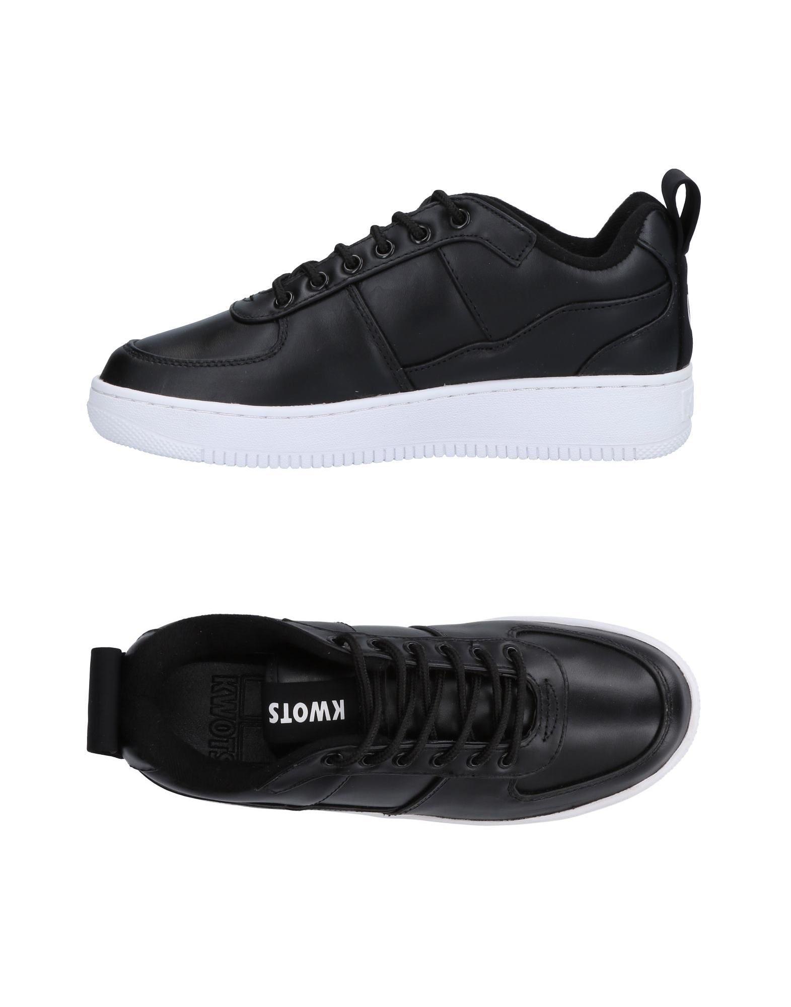 KWOTS Sneakers in Black