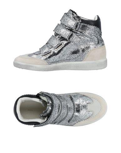 zapatillas ISABEL MARANT Sneakers abotinadas mujer