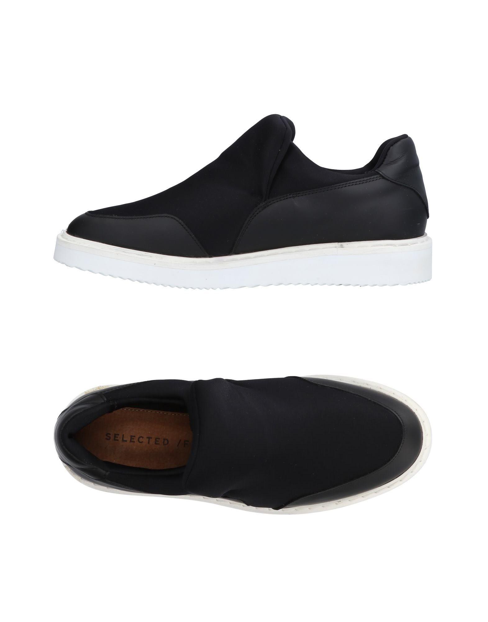 SELECTED FEMME Низкие кеды и кроссовки кеды низкие selected duran new suede sneaker