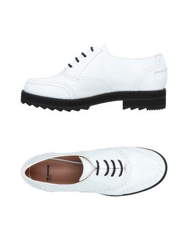 zapatillas JIL SANDER NAVY Zapatos de cordones mujer