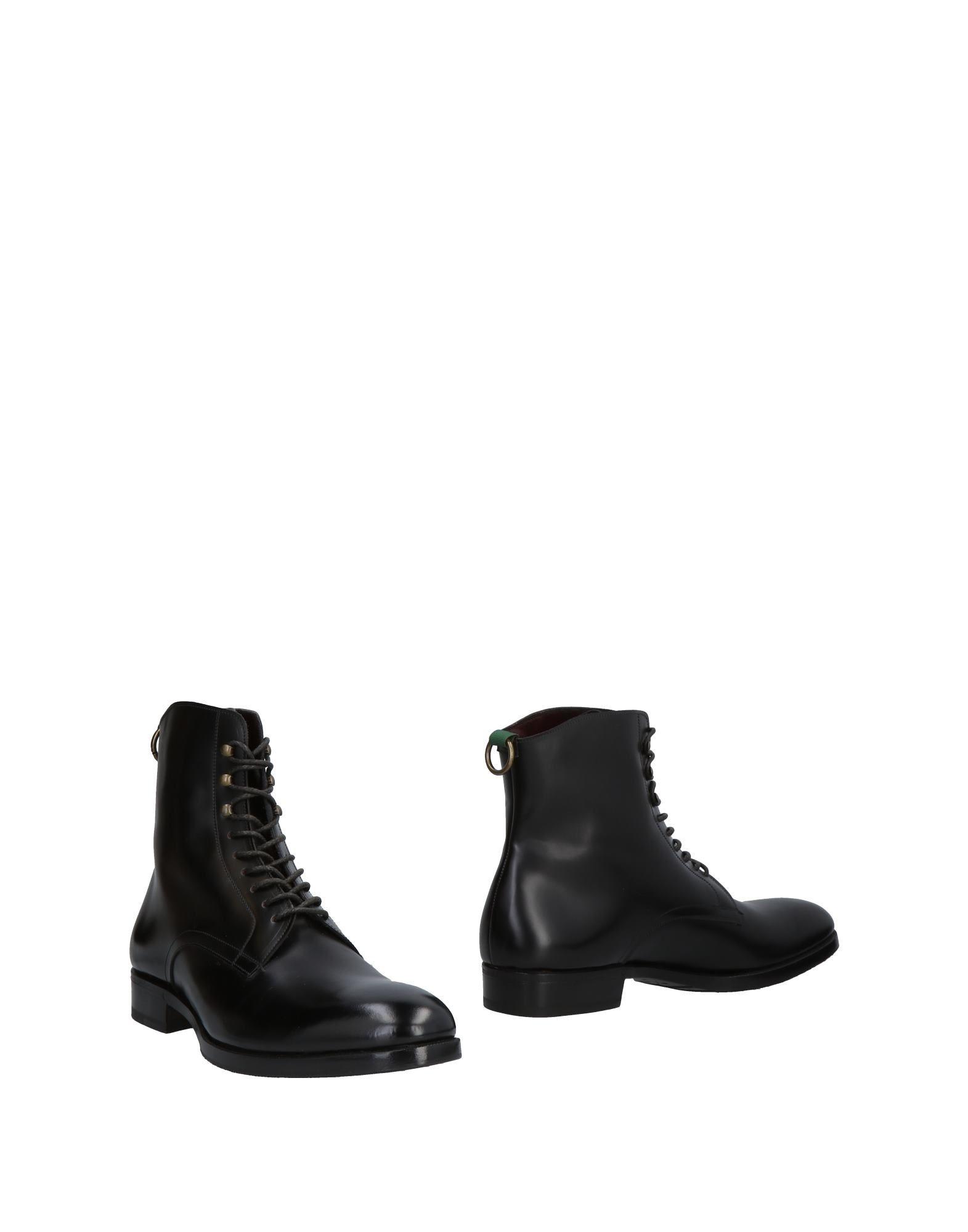 LIDFORT Полусапоги и высокие ботинки lidfort мокасины