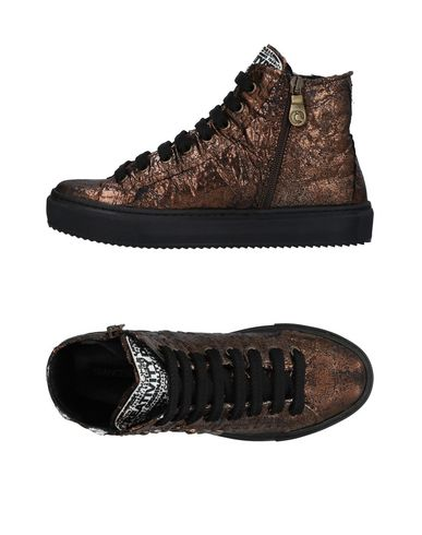 zapatillas FRANCESCO MORICHETTI Sneakers abotinadas mujer