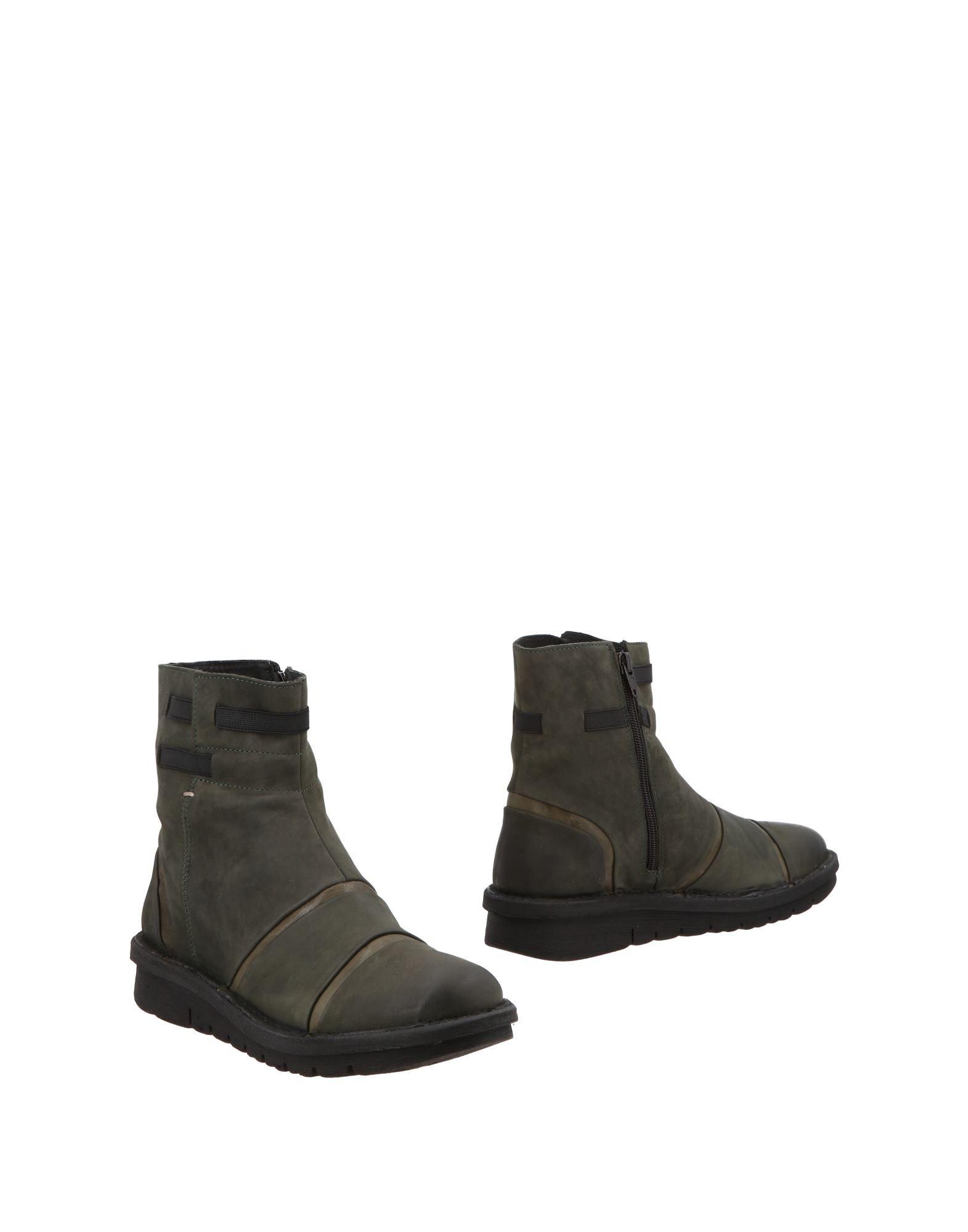 KHRIO' Полусапоги и высокие ботинки цены онлайн