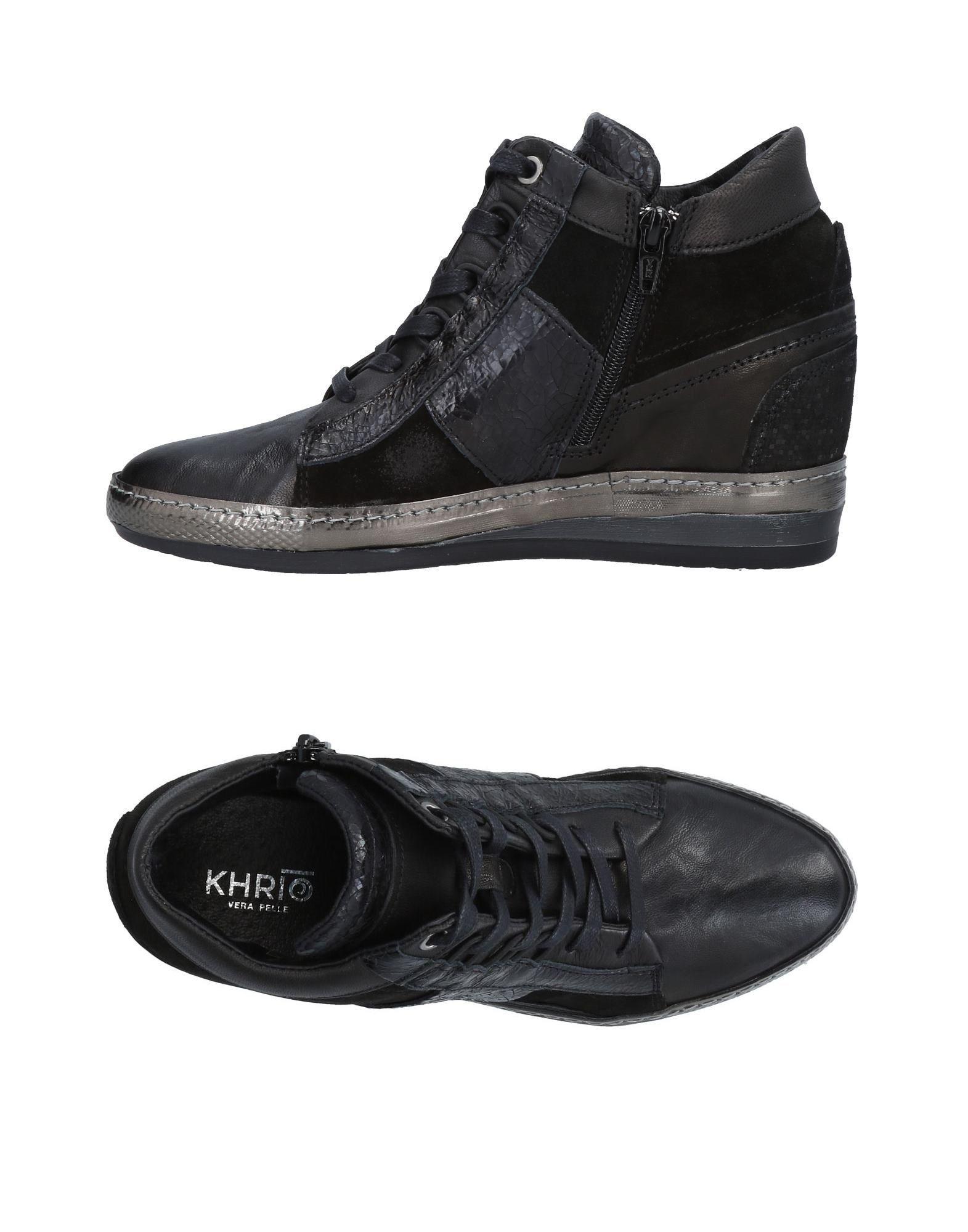 KHRIO' Высокие кеды и кроссовки khrio низкие кеды и кроссовки