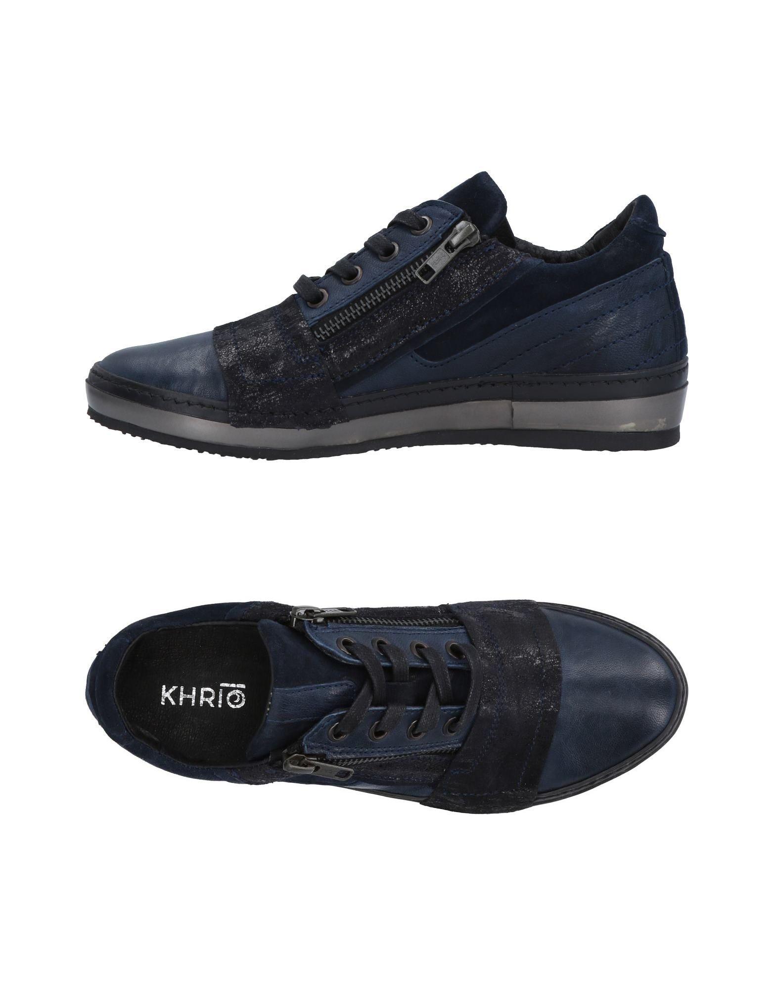 KHRIO' Низкие кеды и кроссовки khrio низкие кеды и кроссовки