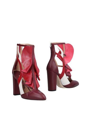 Купить Полусапоги и высокие ботинки от RACINE CARRÉE красно-коричневого цвета