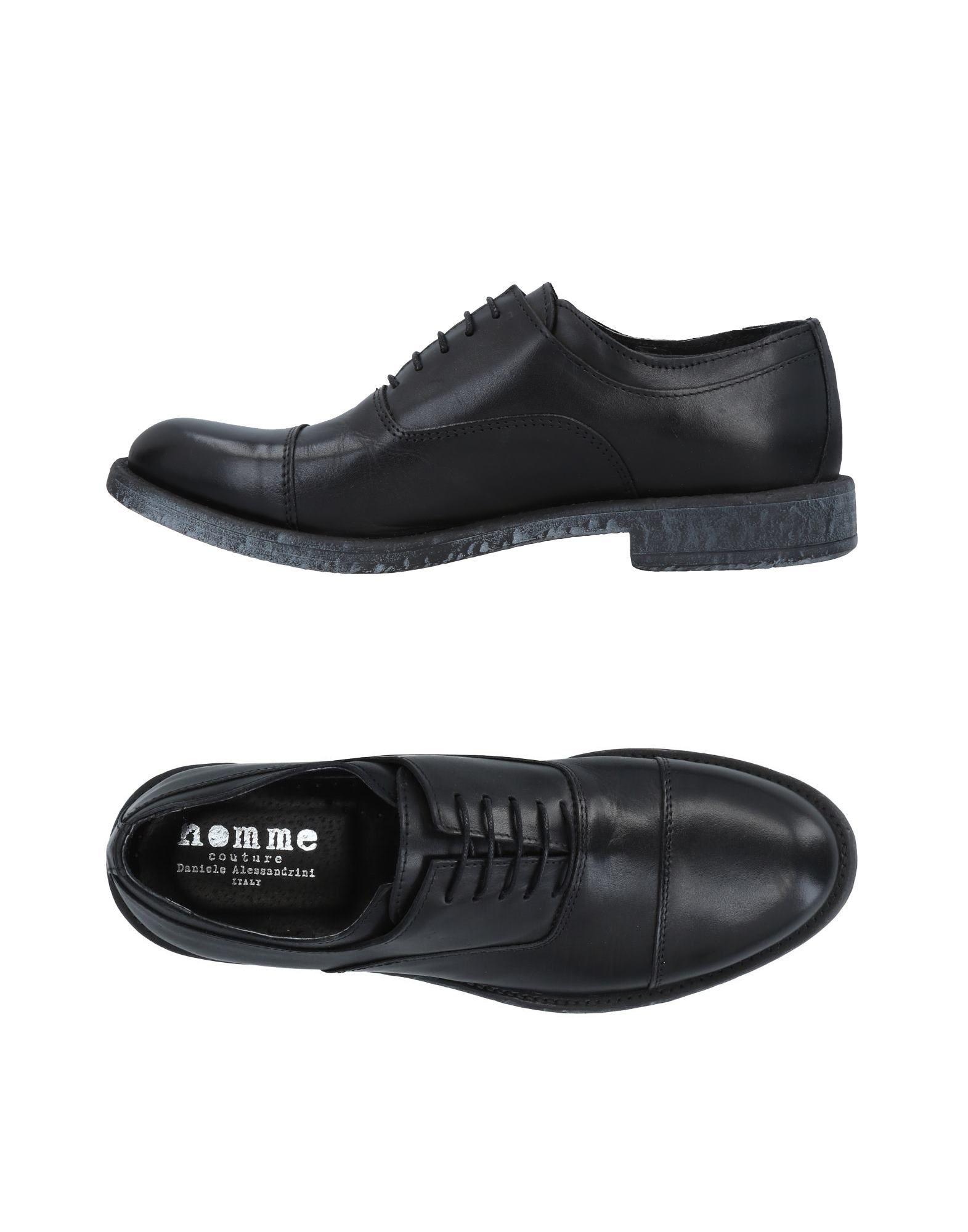 DANIELE ALESSANDRINI HOMME Обувь на шнурках dior homme обувь на шнурках