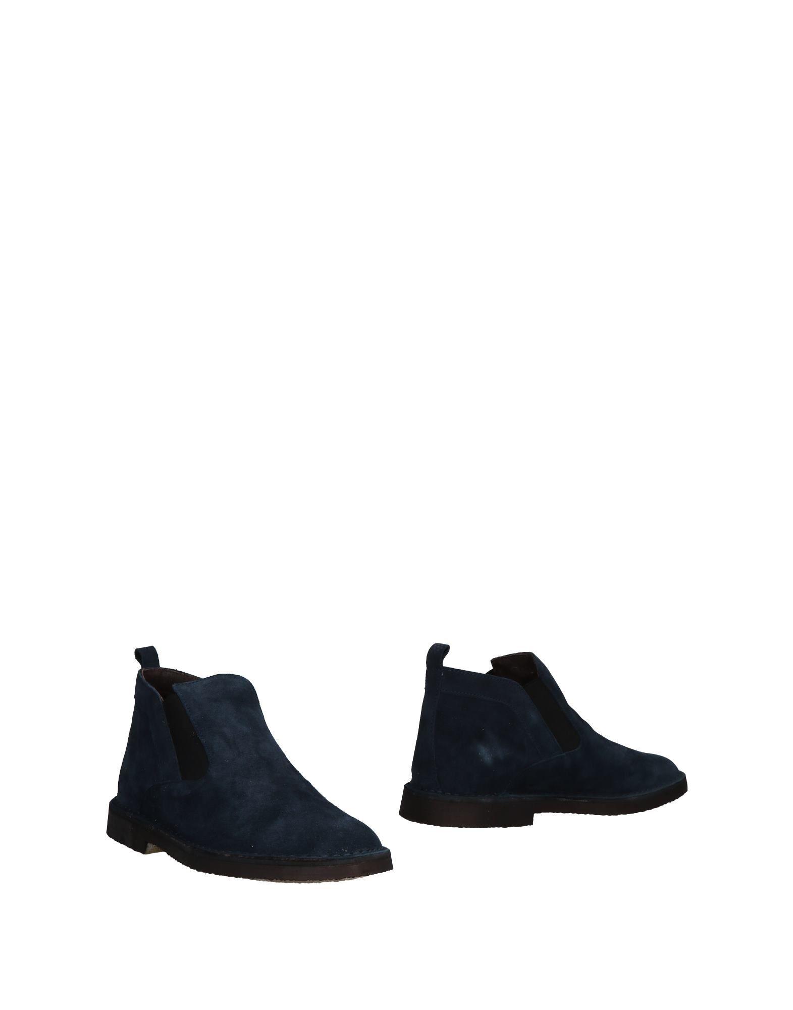 DANIELE ALESSANDRINI Полусапоги и высокие ботинки