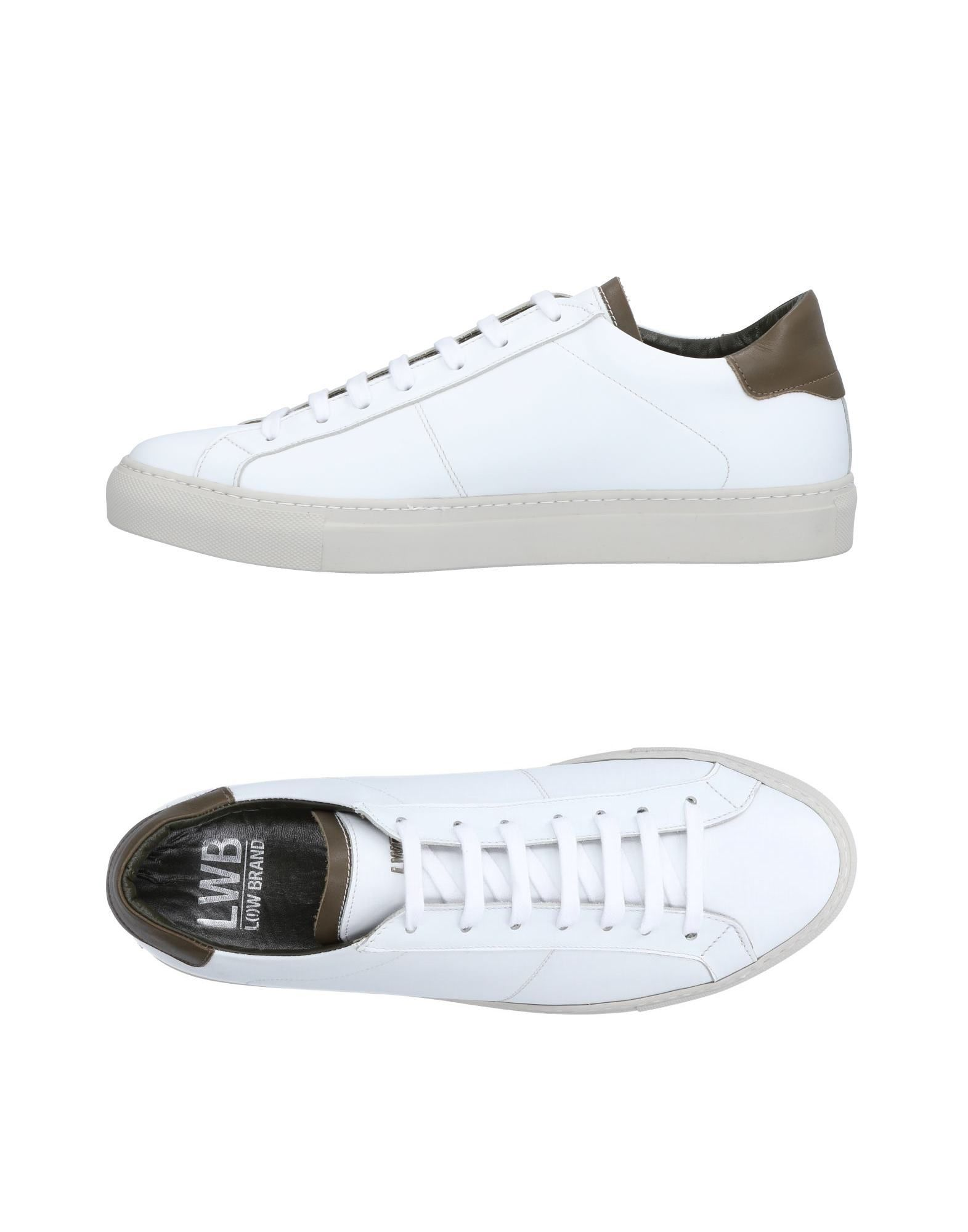 LOW BRAND Низкие кеды и кроссовки кеды кроссовки низкие levis justin low lace brilliant white