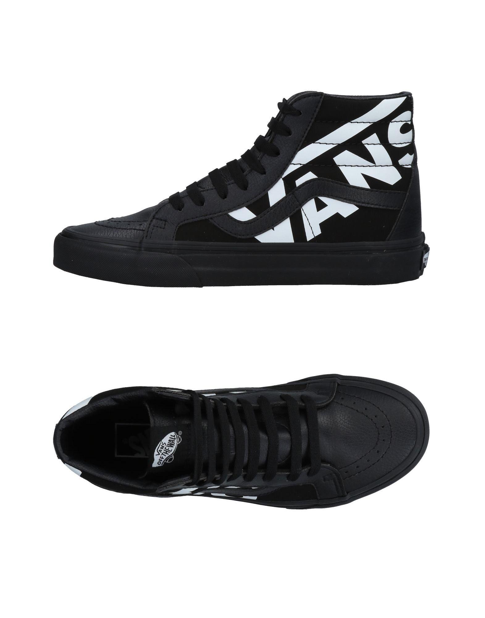 VANS Высокие кеды и кроссовки native высокие кеды и кроссовки