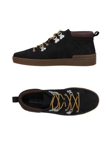 zapatillas MOSCHINO Sneakers abotinadas hombre