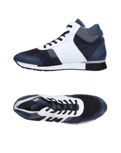 zapatillas LOVE MOSCHINO Sneakers abotinadas hombre