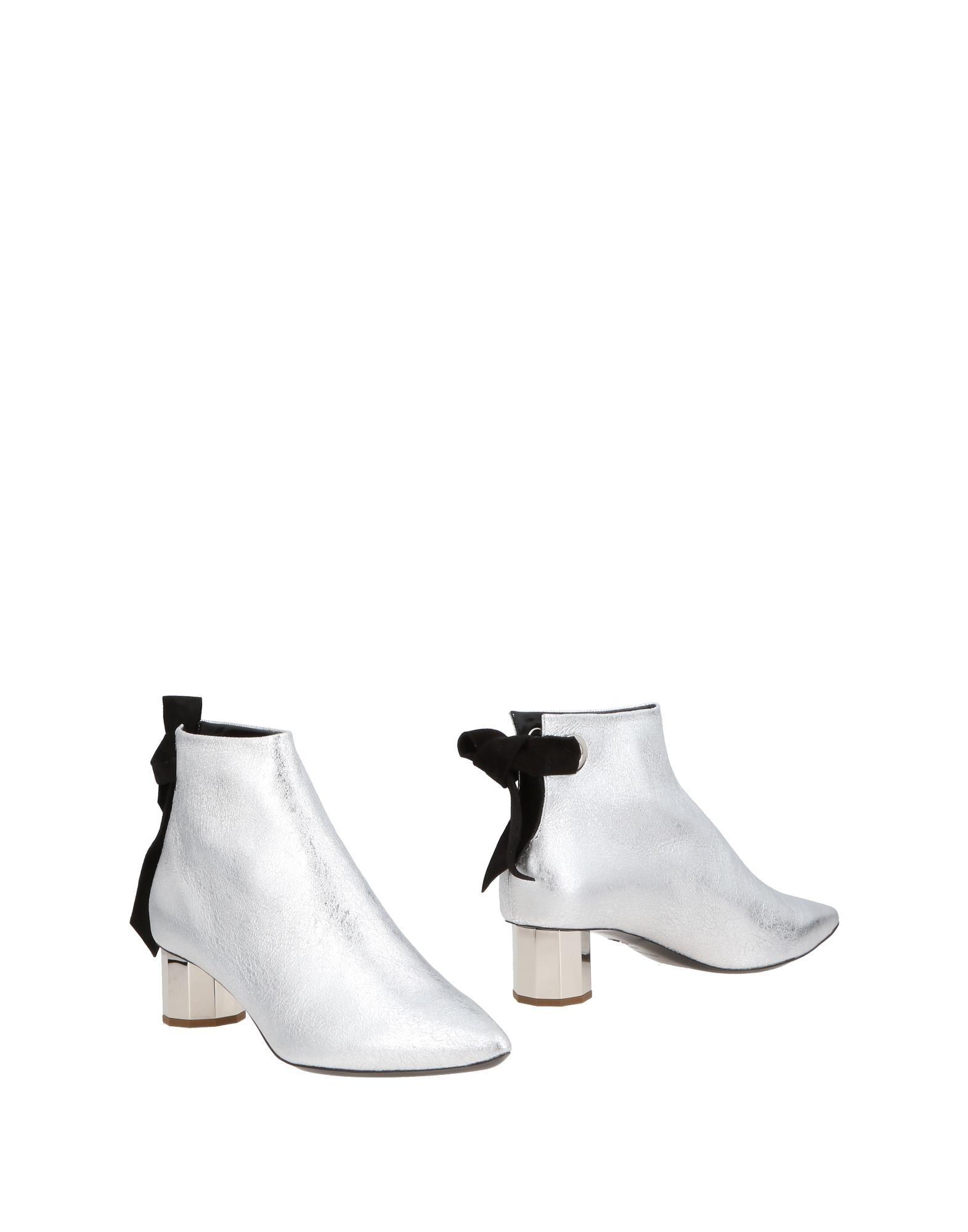PROENZA SCHOULER Полусапоги и высокие ботинки цены онлайн