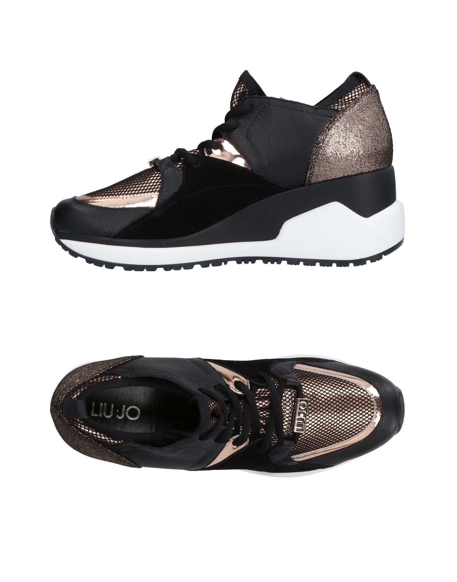 LIU •JO Высокие кеды и кроссовки цены онлайн