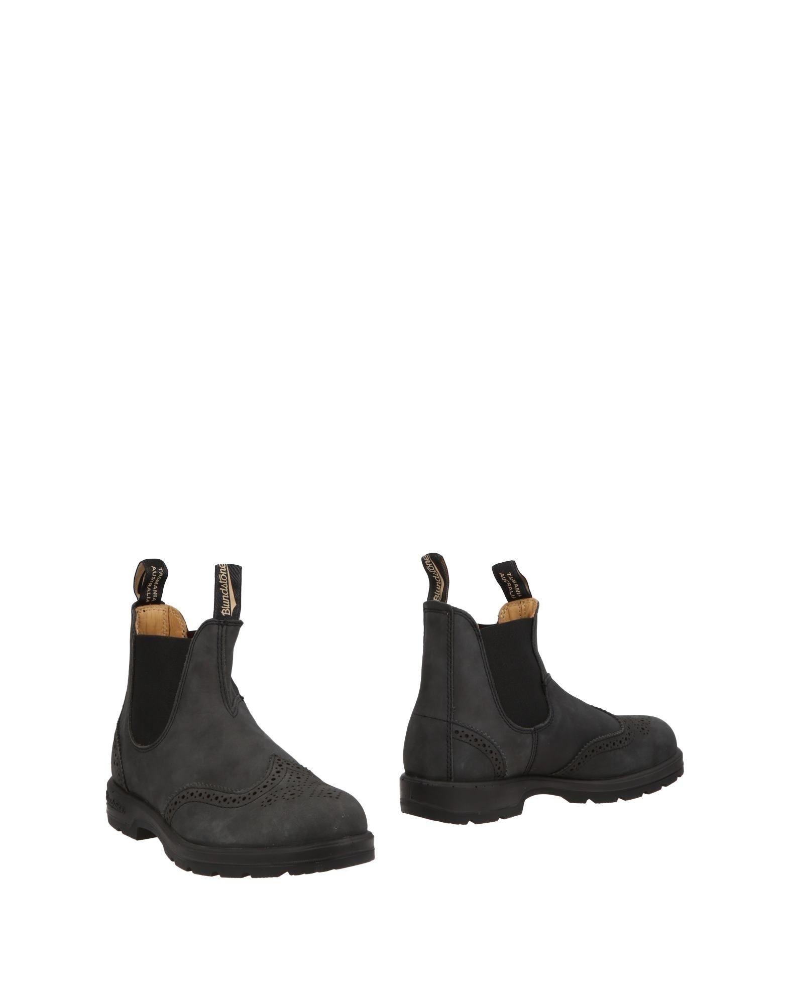 BLUNDSTONE Полусапоги и высокие ботинки hecon полусапоги и высокие ботинки