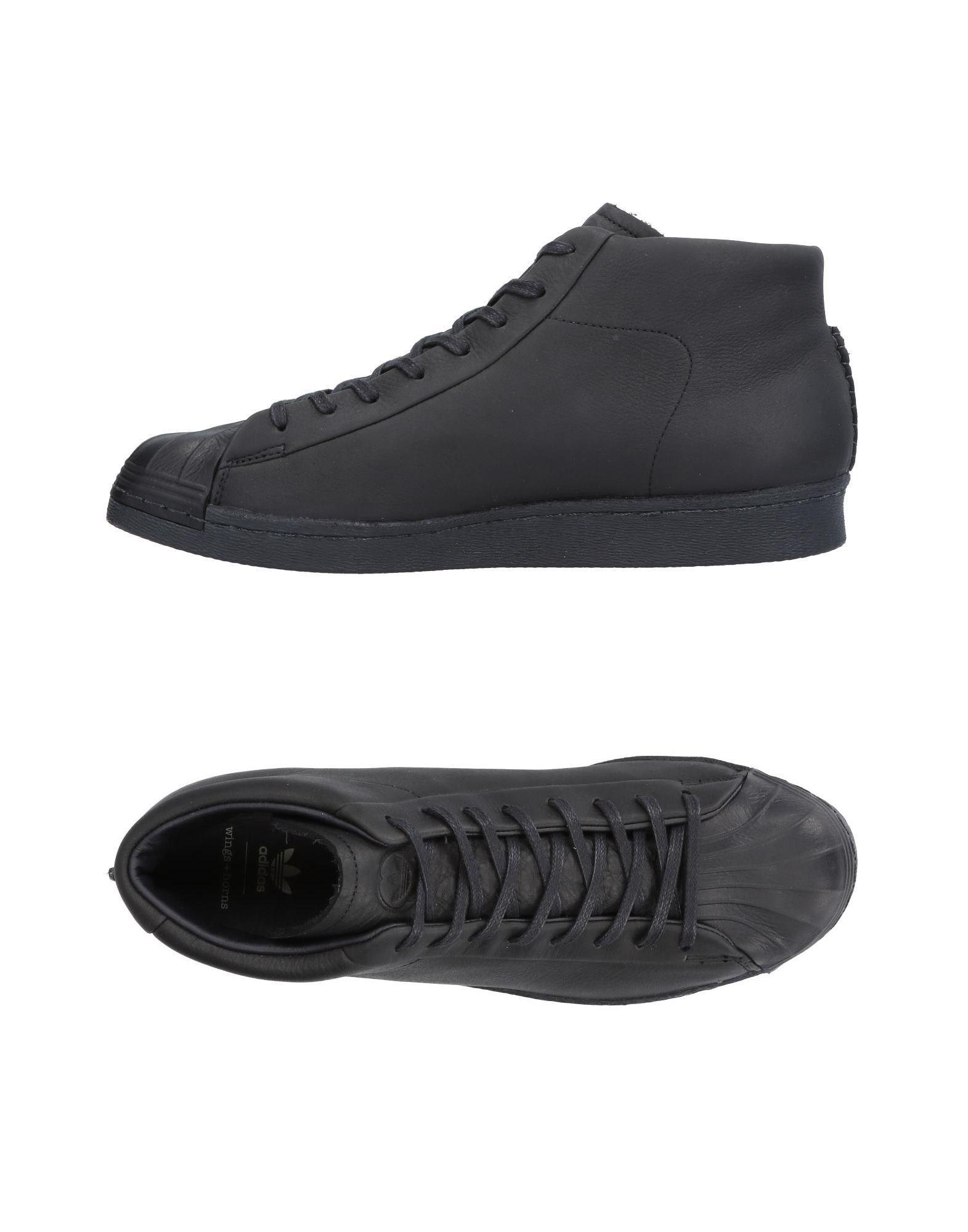 ADIDAS BY WINGS + HORNS Sneakers in Black
