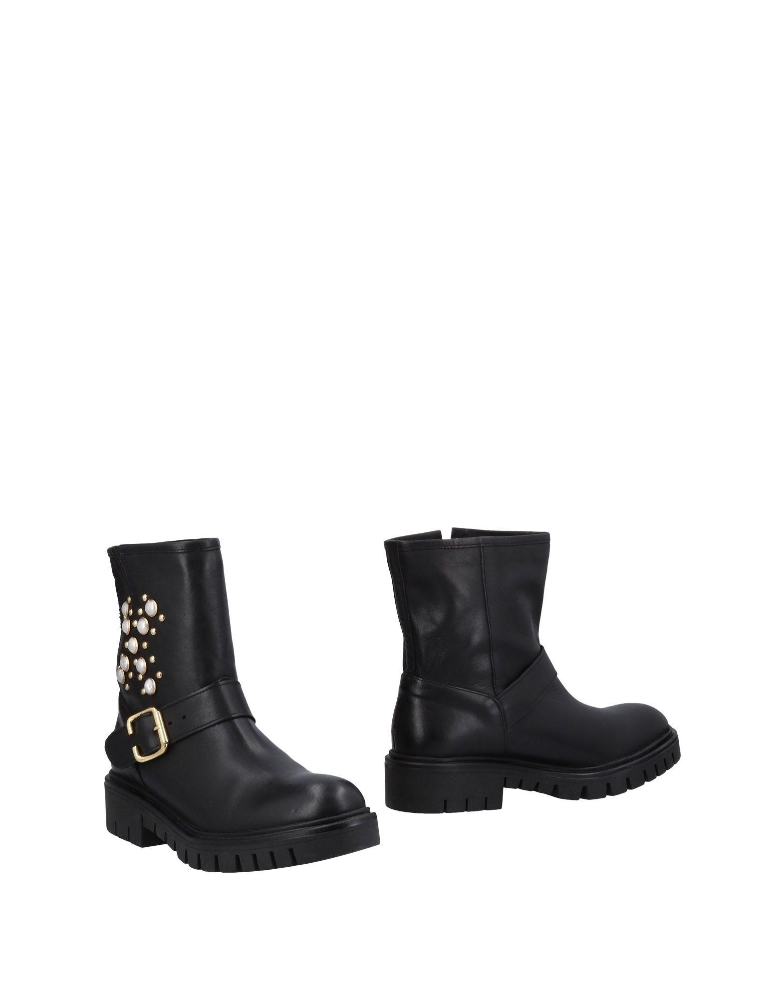 LORETTA PETTINARI Полусапоги и высокие ботинки boots loretta pettinari ботинки на каблуке