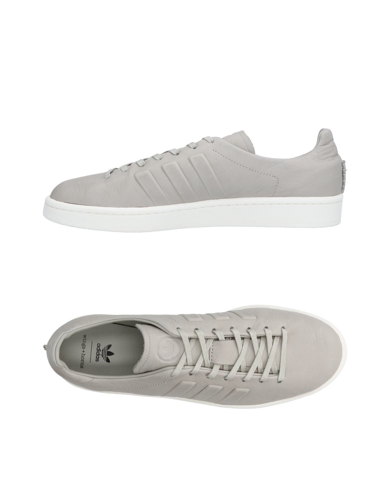 ADIDAS BY WINGS + HORNS Sneakers in Light Grey