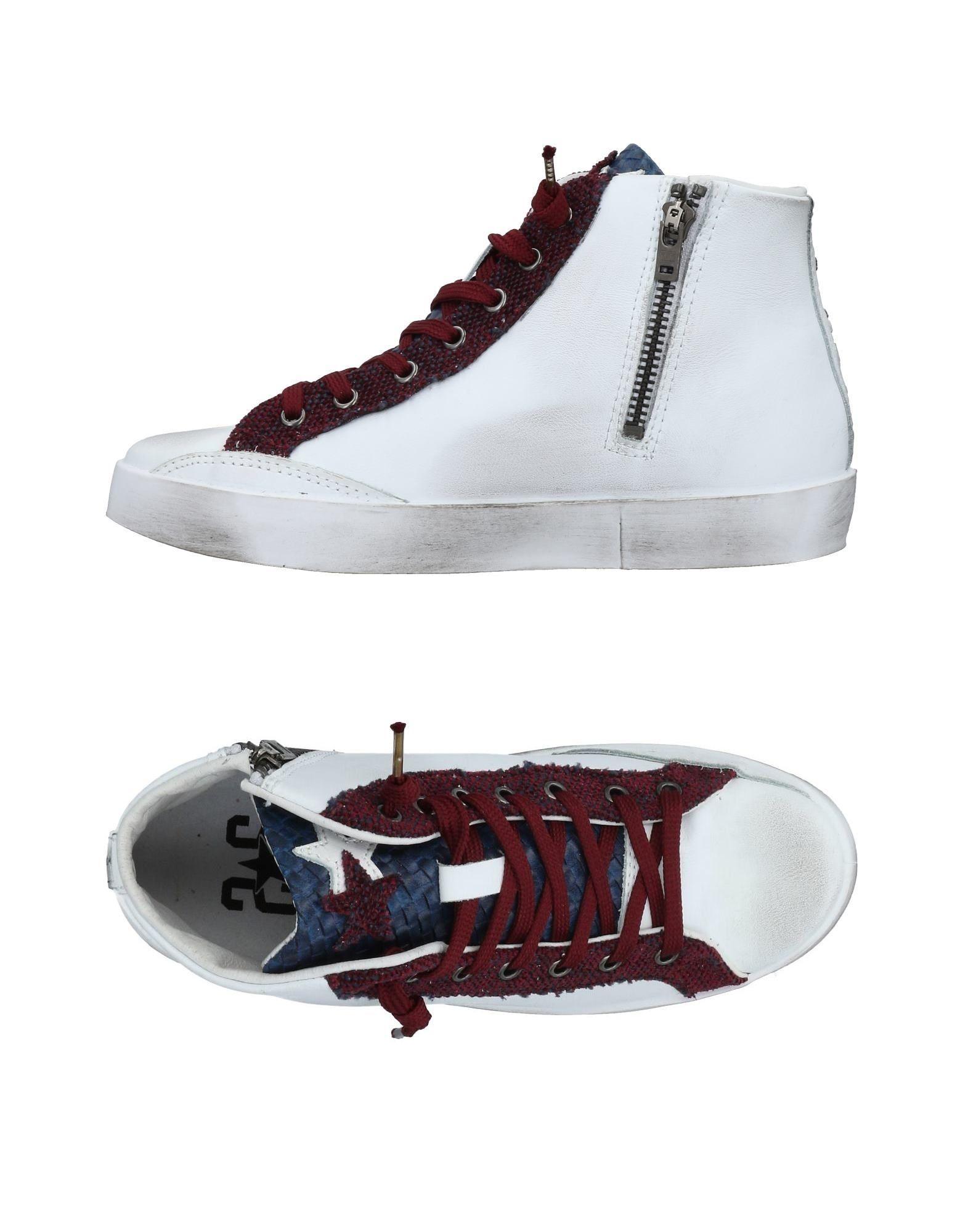 2STAR Высокие кеды и кроссовки