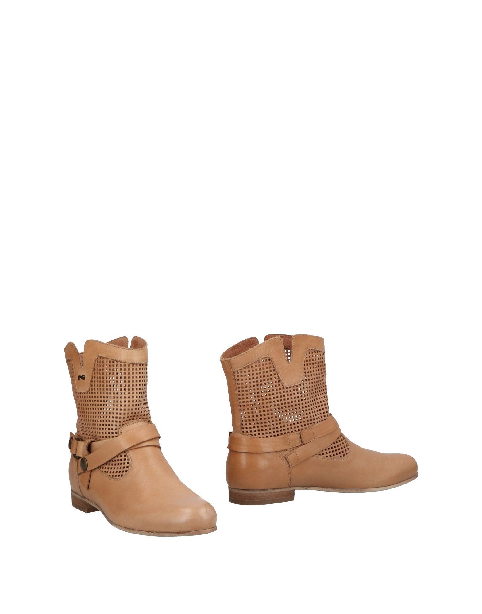 NERO GIARDINI Полусапоги и высокие ботинки ботинки swims ботинки без каблука