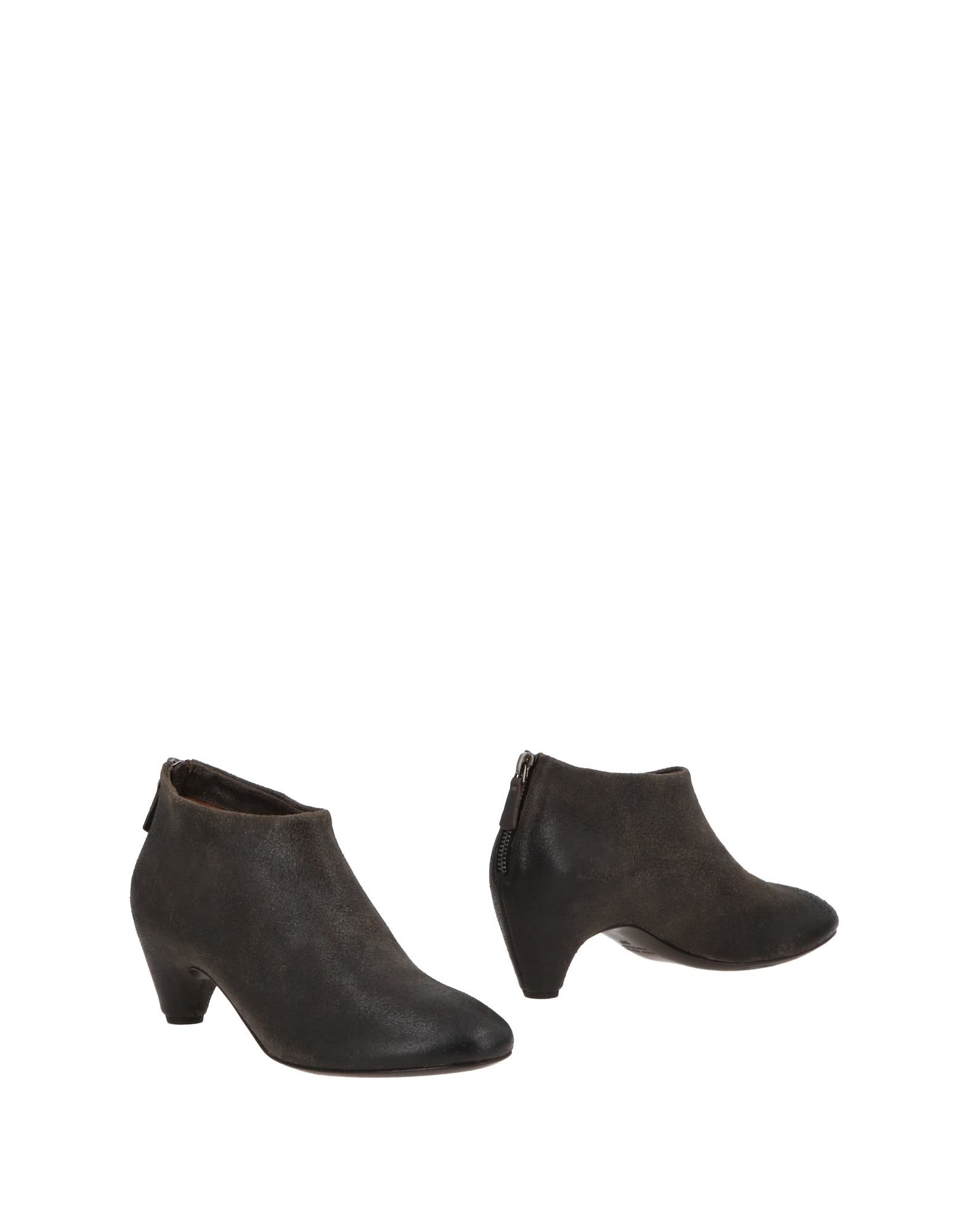 ROBERTO DEL CARLO Ankle Boot in Steel Grey