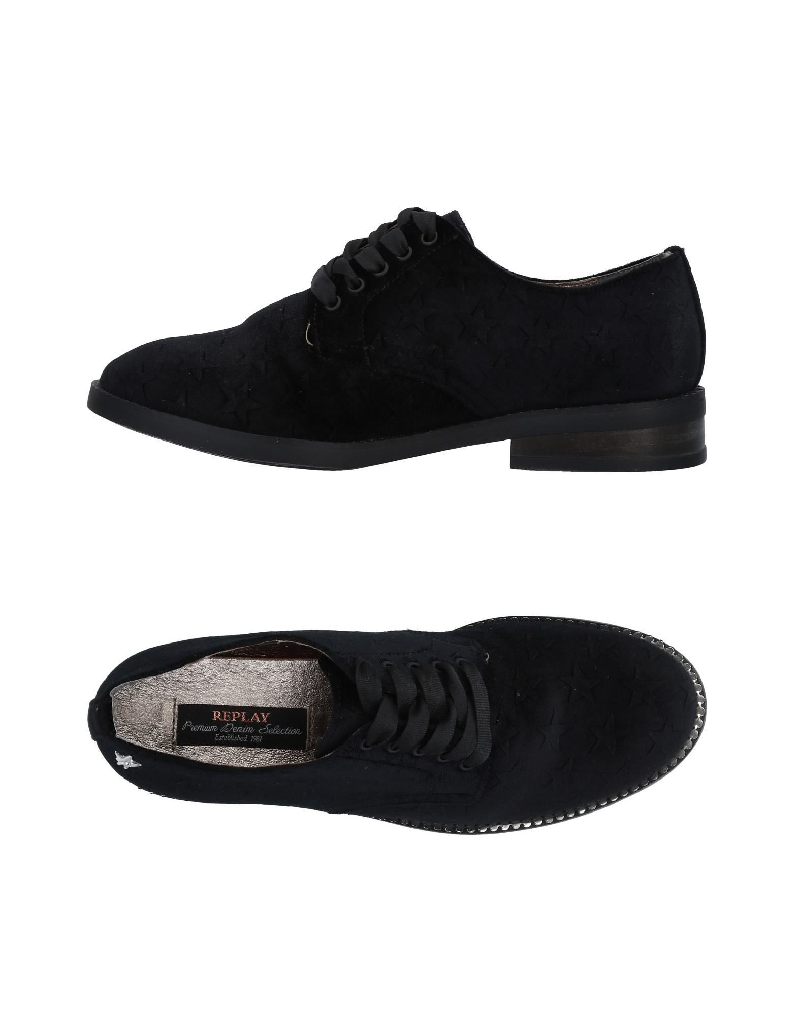 Replay Laced shoes