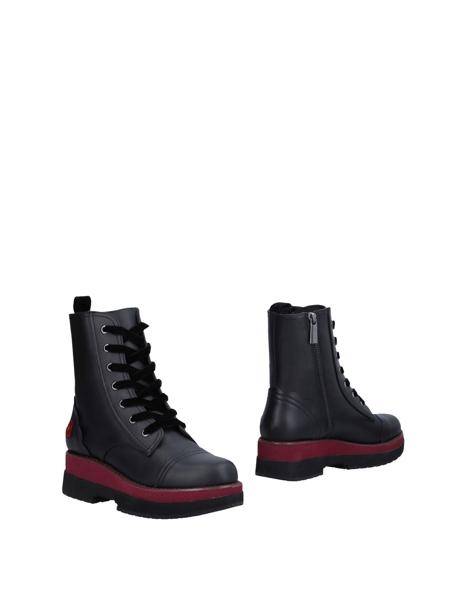 FORNARINA Полусапоги и высокие ботинки