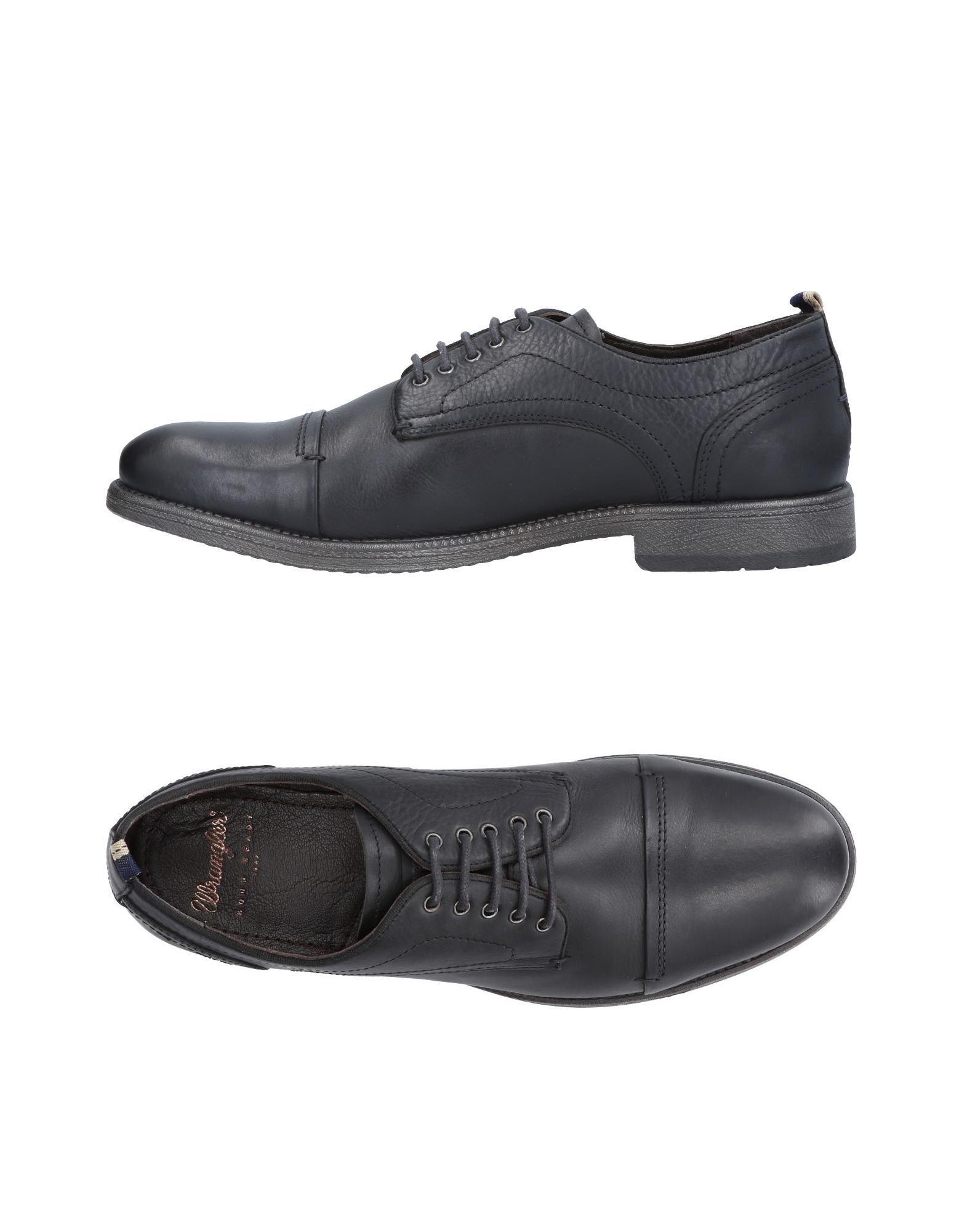 WRANGLER Обувь на шнурках