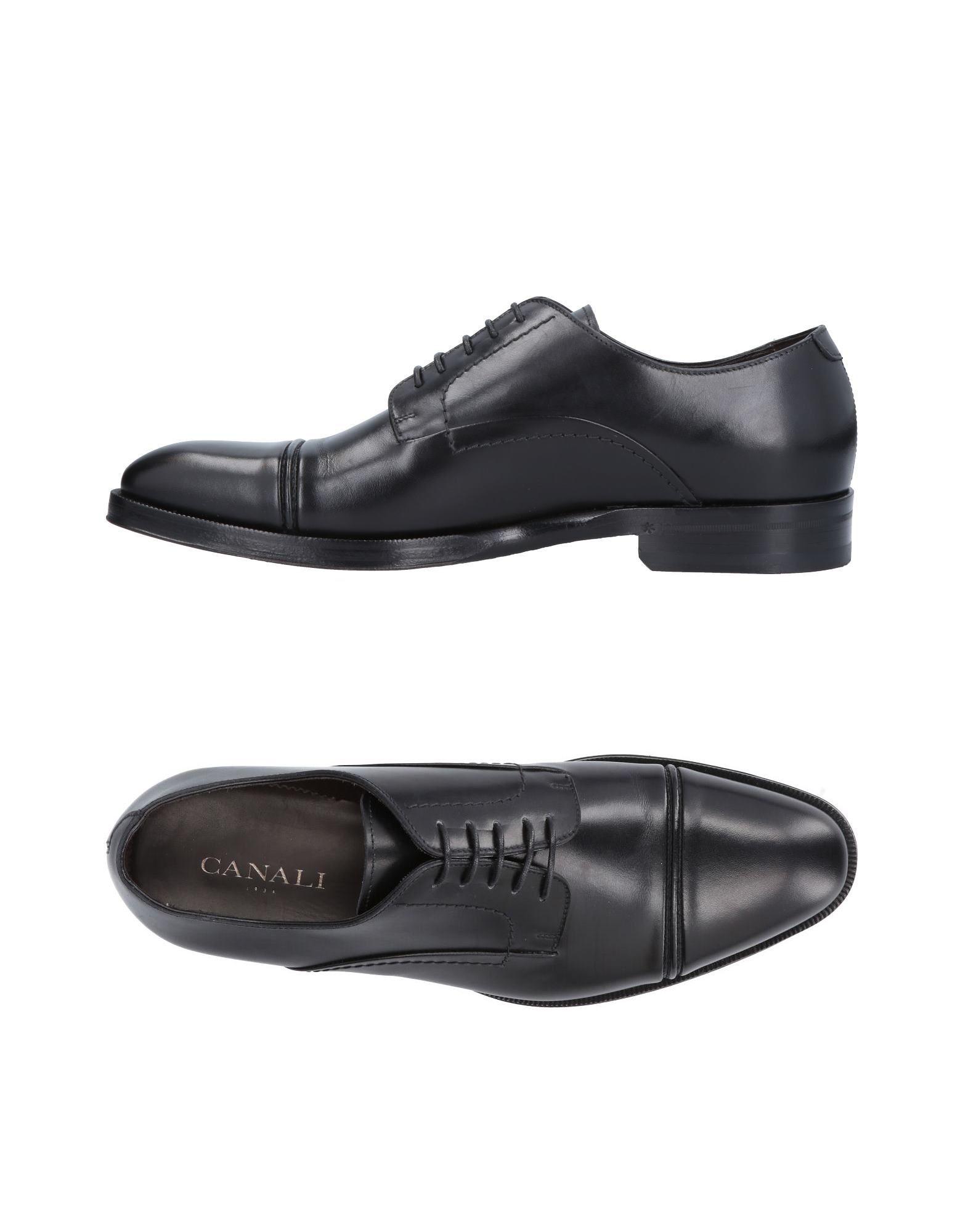 CANALI Обувь на шнурках canali синий браслет из кожи
