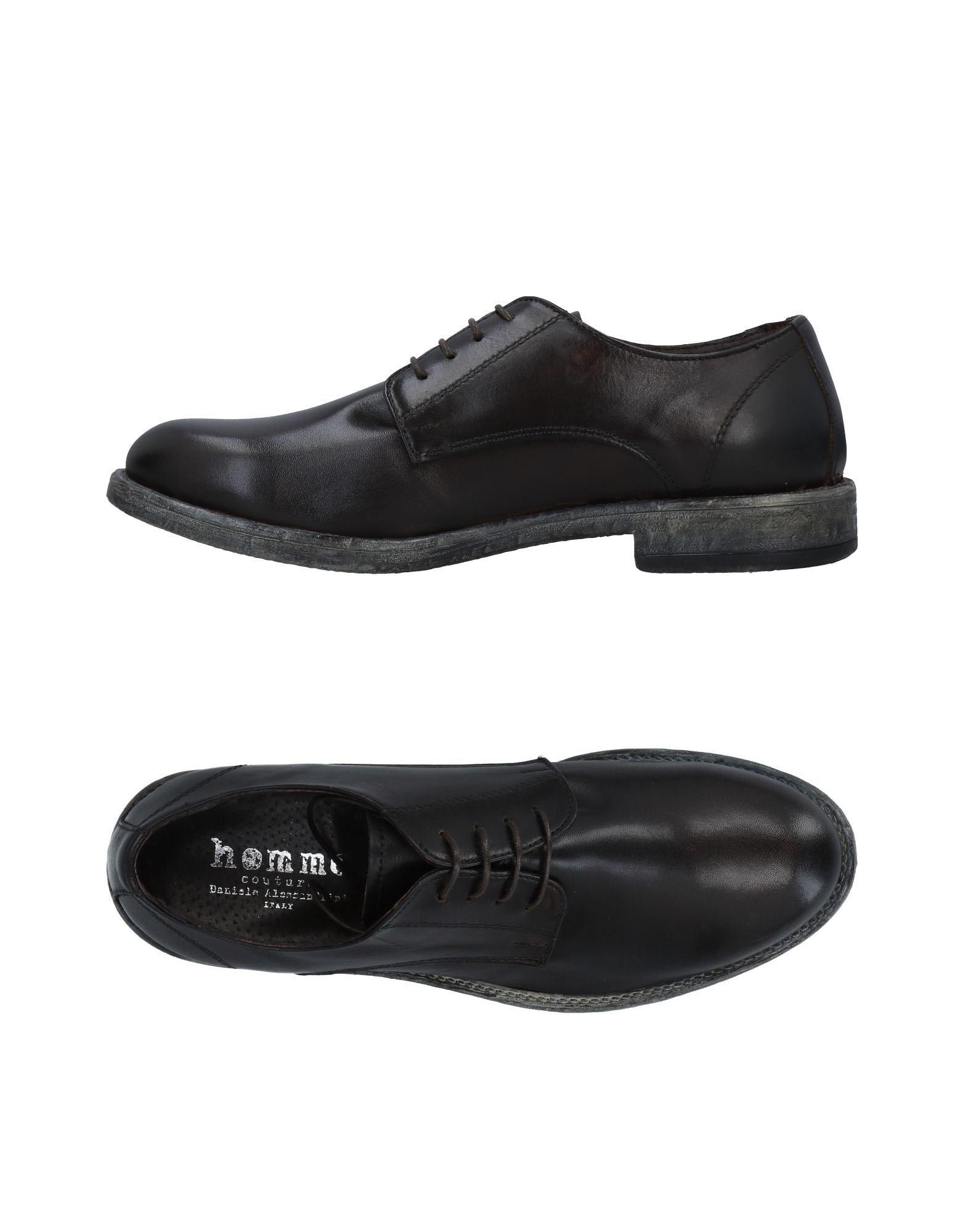 DANIELE ALESSANDRINI HOMME Обувь на шнурках eddy daniele обувь на шнурках
