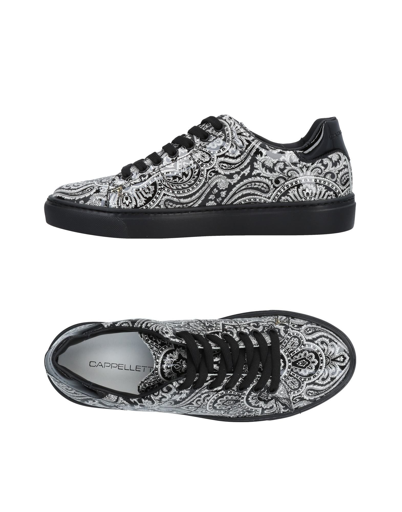 CAPPELLETTI Sneakers in Black