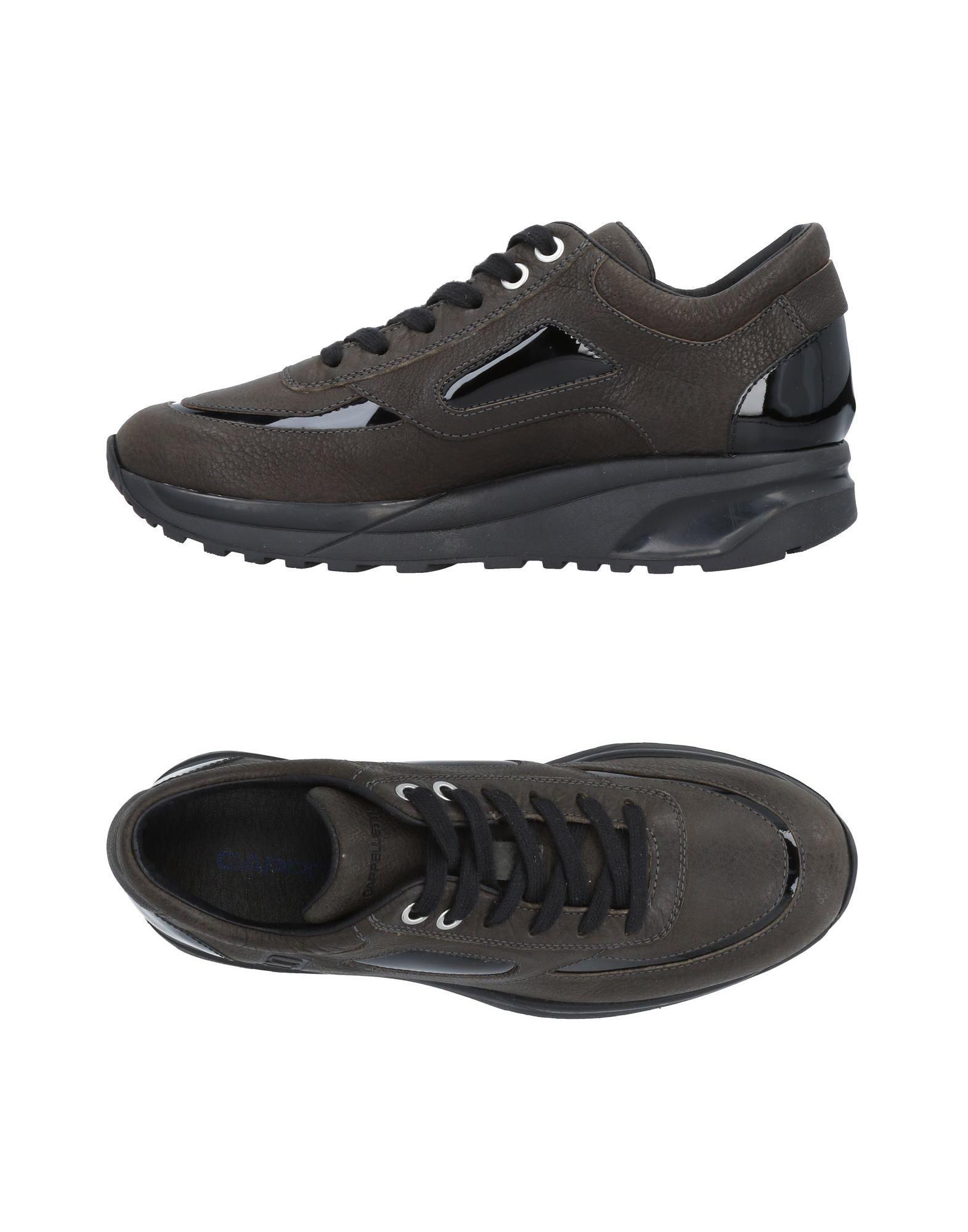 CAPPELLETTI Sneakers in Steel Grey