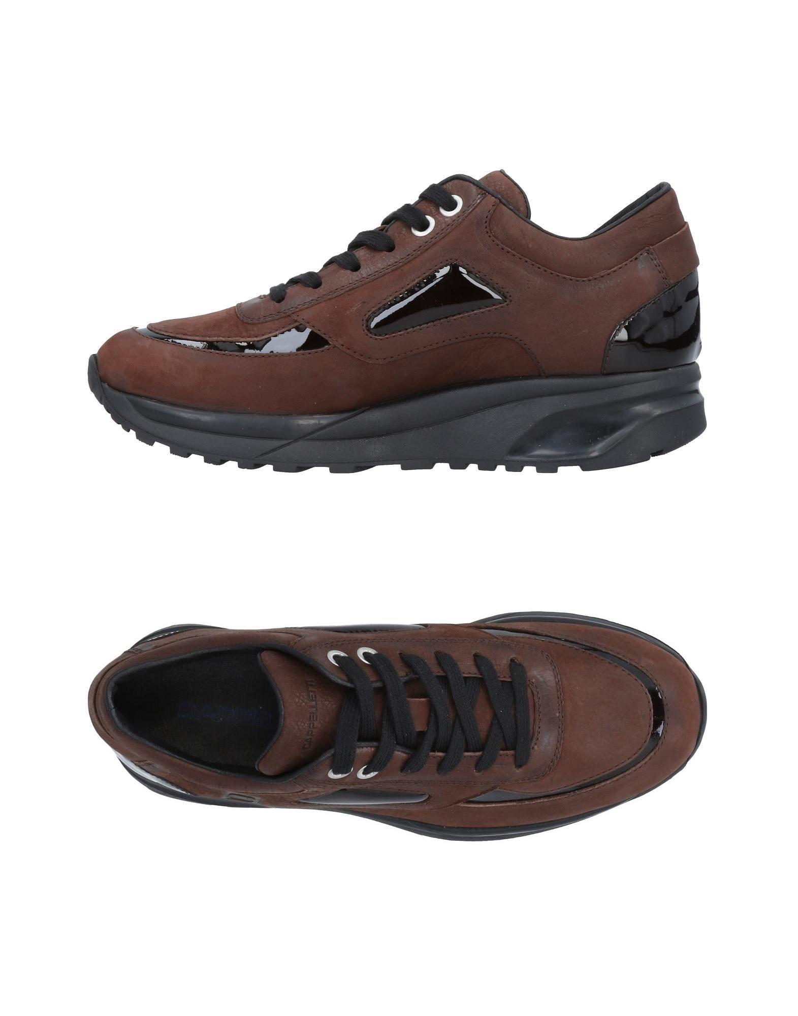 CAPPELLETTI Sneakers in Brown