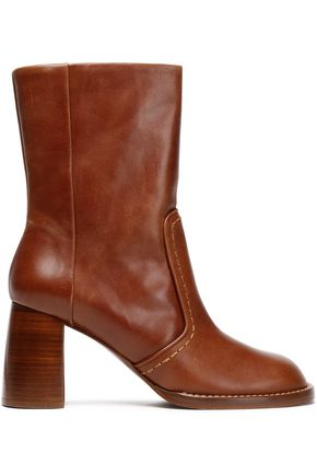 JOSEPH Templer leather ankle boots
