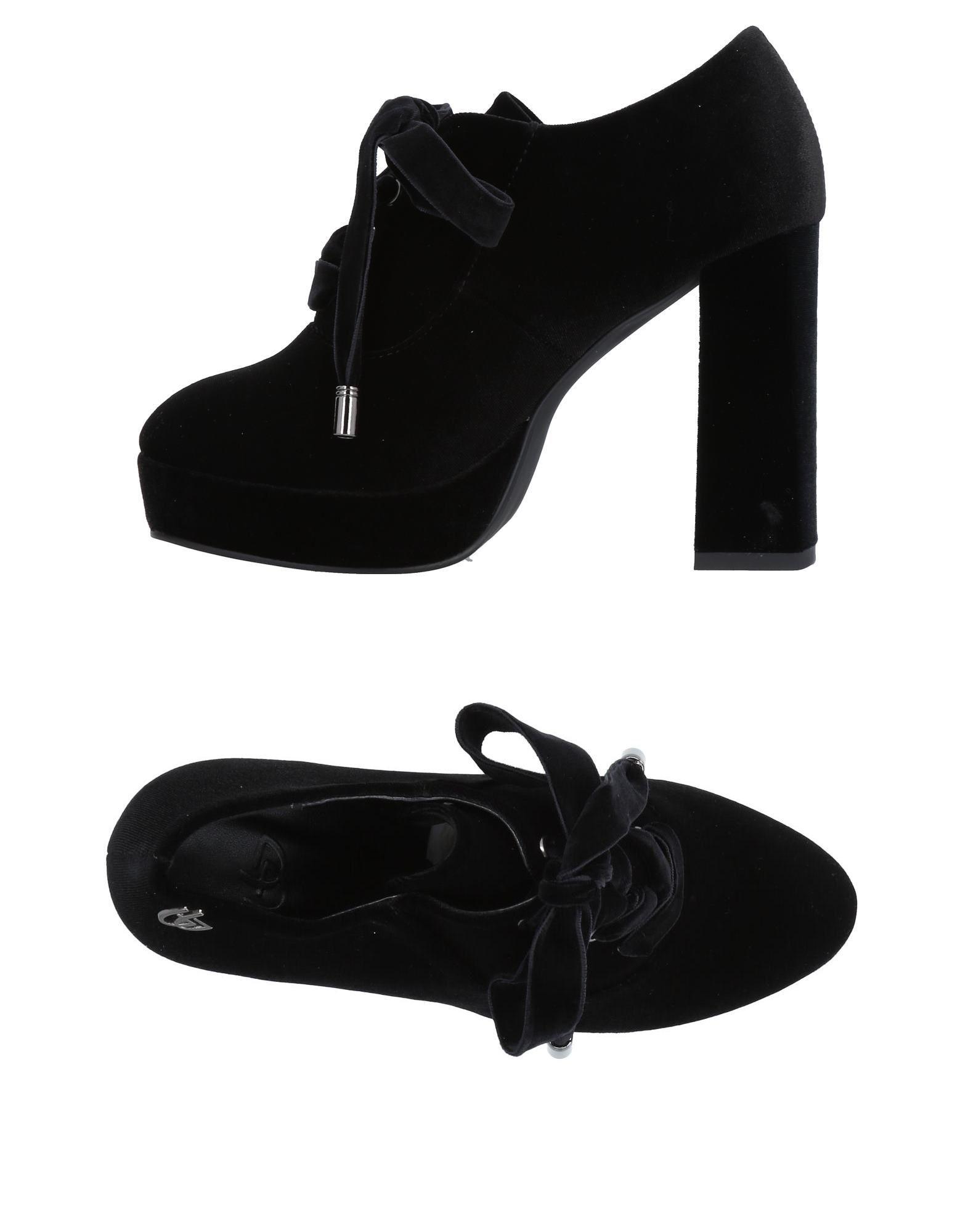 BLU BYBLOS Обувь на шнурках byblos in black