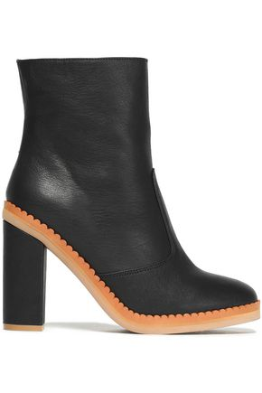 8054826d306 SEE BY CHLOÉ Leather ankle boots