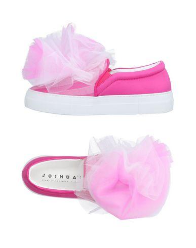 Купить Низкие кеды и кроссовки от JOSHUA*S розового цвета