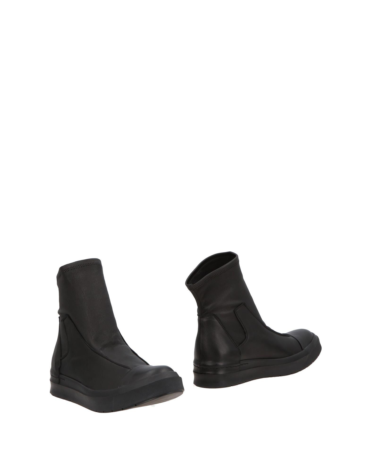 《送料無料》CINZIA ARAIA レディース ショートブーツ ブラック 37 革 80% / 牛革(カーフ) 20%