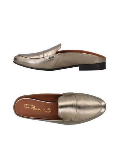 zapatillas VIA ROMA 15 Mules & Zuecos mujer