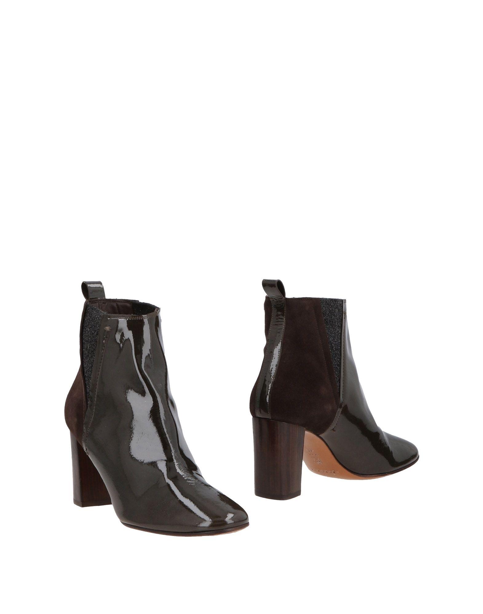 INTROPIA Полусапоги и высокие ботинки miguel palacio for hoss intropia полусапоги и высокие ботинки