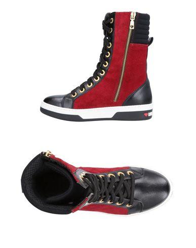 zapatillas LOVE MOSCHINO Sneakers abotinadas mujer