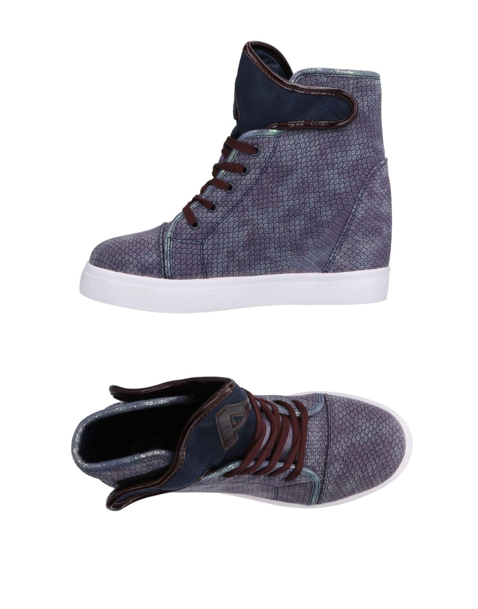 AXEL Высокие кеды и кроссовки
