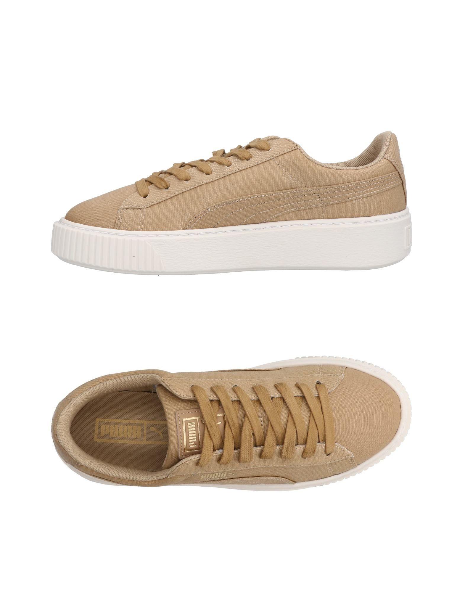PUMA Damen Low Sneakers & Tennisschuhe14