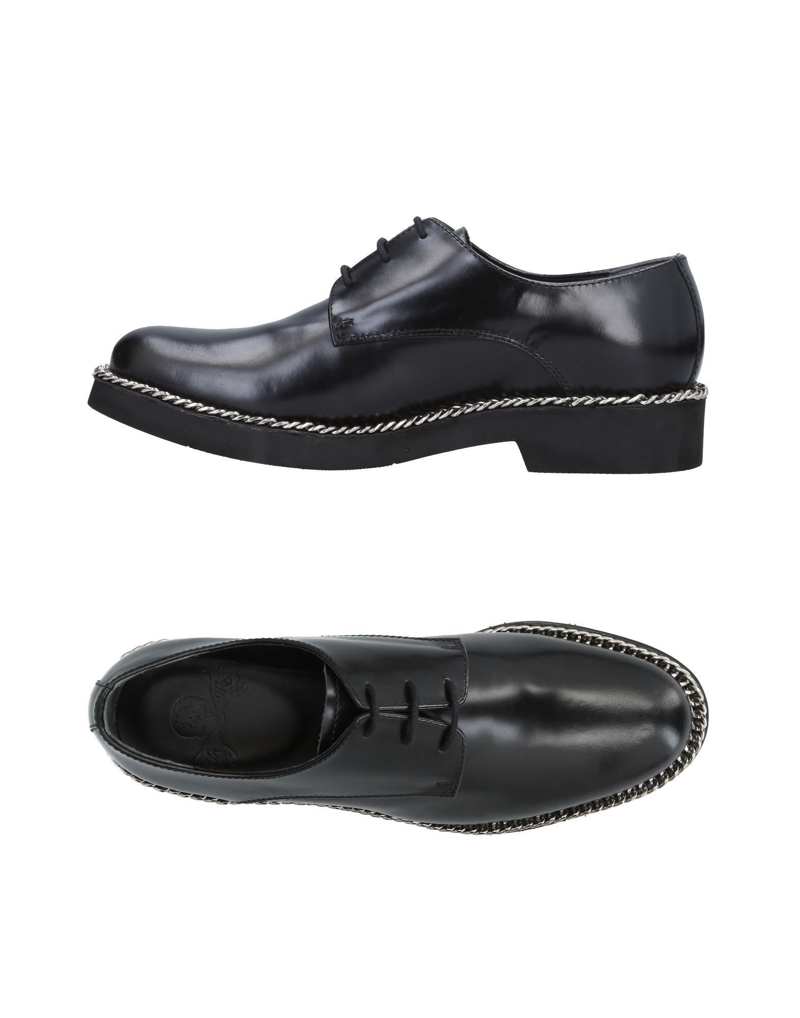 MR. WOLF Обувь на шнурках цены онлайн