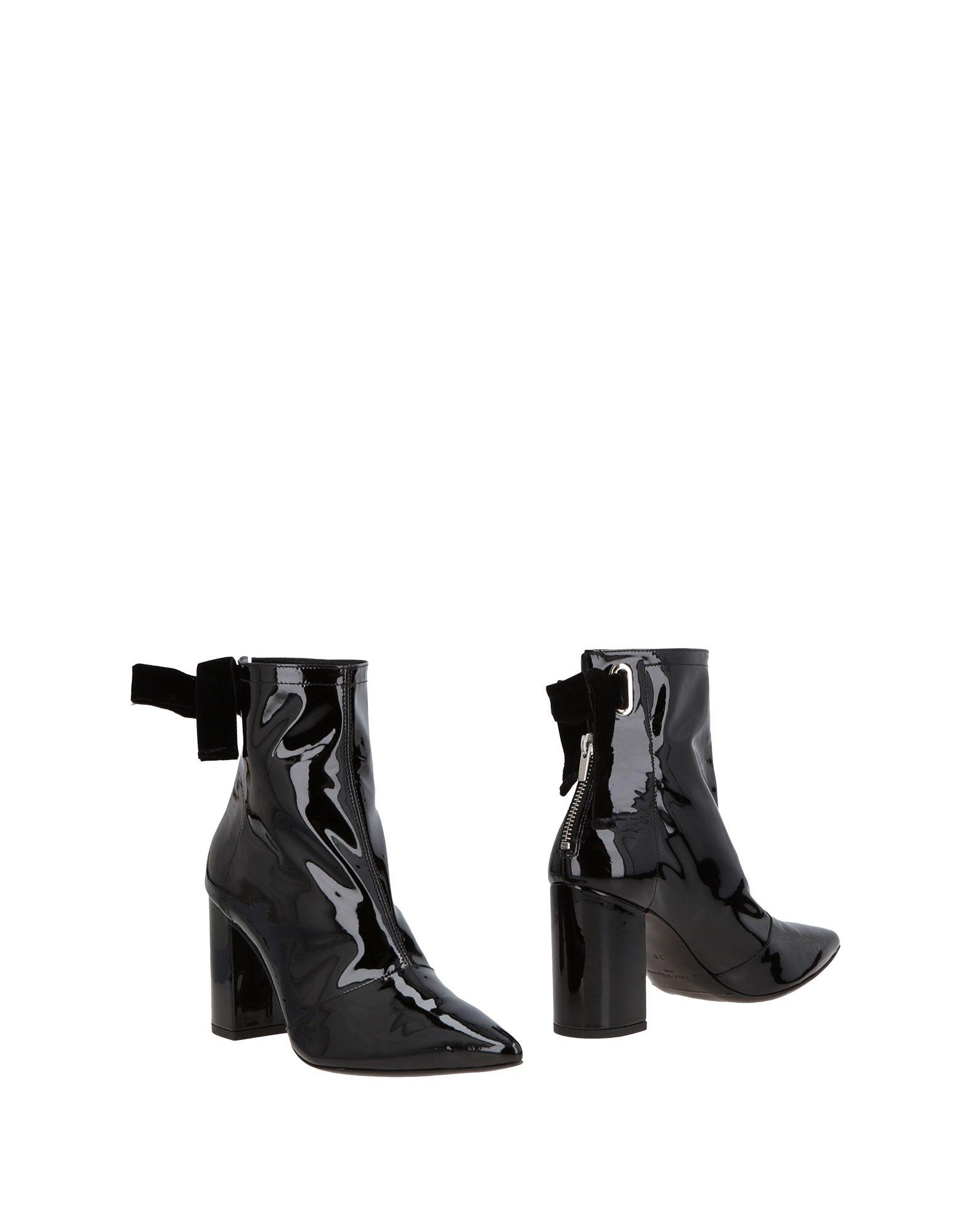 Фото - ROBERT CLERGERIE & SELF-PORTRAIT Полусапоги и высокие ботинки robert clergerie полусапоги и высокие ботинки